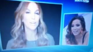 Anitta diz que quer ser igual a Ivete Sangalo