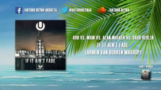 [UMF 2017] Faded vs. If It Ain't Dutch (Armin Van Buuren Mashup)