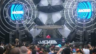 Gregor Salto on Jacked Stage @ UMF 2013!!