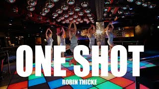 ONE SHOT by Robin Thicke | DANCE CONCEPT MUSIC VIDEO | #TheYouthCompany @BrendonHansford