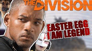 """EASTER EGG DE """"EU SOU A LENDA"""" EM THE DIVISION!! (I AM LEGEND EASTER EGG)"""