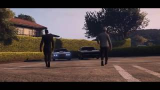 GTA 5 Cartoon - On & On (feat. Daniel Levi) [NCS Release] MUSIC VIDEO
