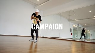 CAMPAIGN - Ty Dolla Sign ft. Future Dance Cover ( @GuyGroove Choreography )