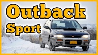 Regular Car Reviews: 1997 Subaru Outback Sport width=