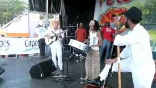 "Sans Souci - ""Wave"" (Tom Jobim) - Live in Guadeloupe"