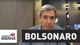 Bolsonaro é um embusteiro que tenta enganar pessoas de bem | Marco Antonio Villa