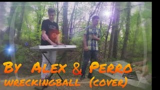 Wrecking Ball - James Arthur (cover by Alex & Perro)