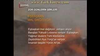 Zor Günlerin Şiiri - Eşbaşkan Mal Dağıtıyor - www.TurkToresi.com