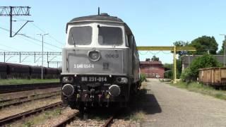 Krátce vlaky v Chalupkách