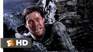 Spider-Man Movie (2002) - Green Goblin's Demise Scene (9/10) | Movieclips