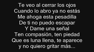Luna Llena - Baby Rasta & Gringo - CON LETRA