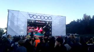 HipHop Dj @ VooDoo 2011
