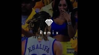Wiz Khalifa - More And More (Kevin J. Remix)