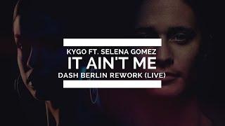 Kygo ft. Selena Gomez - It Ain't Me (Dash Berlin Rework) [Live @ UMF Singapore 2017]