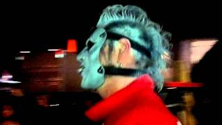 Slipknot Backstage - Rock in Rio 2011 (Exclusive vid band) 1