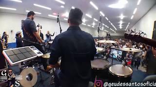 Crente que Ora | Eli Soares (#DrumCam by Geudes Santos)