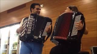 Rita Melo e Ricardo Laginha - O Meu Montinho (acústico)