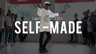 Bryson Tiller - Self-Made | Will Simmons Choreography | DanceOn Class