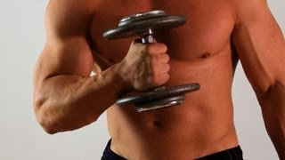 How to Do a Hammer Curl   Arm Workout
