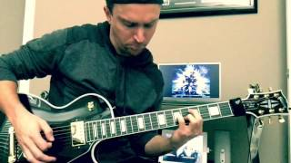 Solution .45 - Perfecting The Void Guitar Solo Cover HD