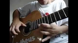 Vou Dançar Na Chuva - Fernandinho (violão)