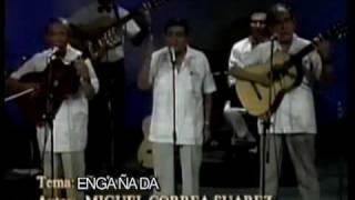 LOS ROMANCEROS CRIOLLOS - ENGAÑADA