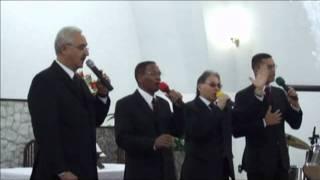 Adorai em Majestade - Quarteto Raízes