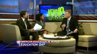 U.S. Education vs.China & India - ABC 10 TV Sacramento, CA