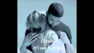 Drake feat Rihanna take care with lyrics