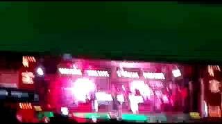 Disfrutando concierto de Salserin en Ophera discot