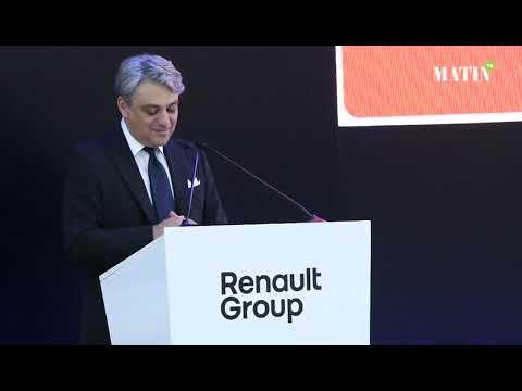 Video : Ecosystème Renault : Le groupe Renault Maroc renouvelle ses accords avec le Royaume