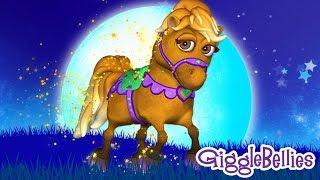 All The Pretty Little Horses | Lullabies | GiggleBellies