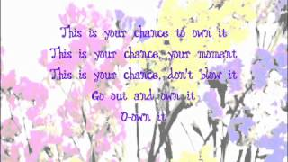 Own It by The Black Eyed Peas (Lyrics)  - YouTube.flv