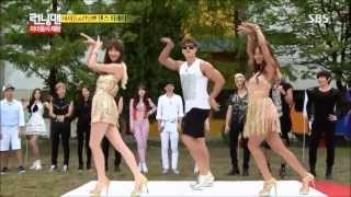 "Kim Jong Kook Dancing Sistar ""Alone""!"