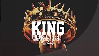 KING - Instrumental Hard Trap Hip Hop / Prod:Mbeatz