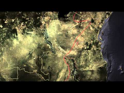 Frankie goes through Africa – Details und Route – Äquator nach Kapstadt