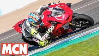 Ducati Panigale V4 R | First Rides | Motorcyclenews.com