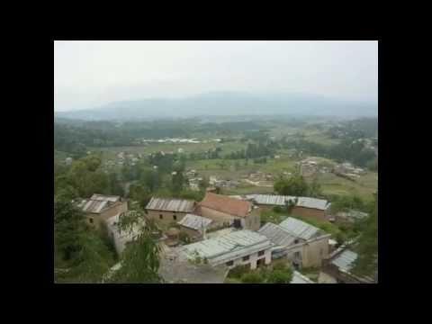 Panoramic View of Kathmandu Valley, Nepal