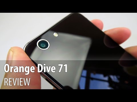 Orange Dive 71 Review în Limba Română