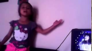 Ana Sofia Garcia higinio 6 años