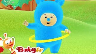 Billy BamBam - رقصة الهولا هووب, BabyTV العربية