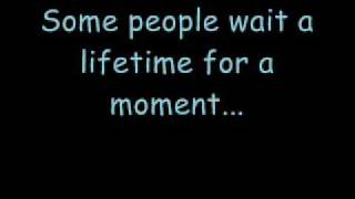 A Kelly Clarkson- A Moment Like This [[lyrics]]