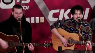 Milky Chance - Cocoon (Live @ 96.6 CKOI)