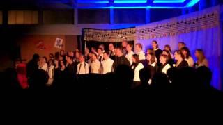 My wifes Choir singing - Rammstein's song Engel (Angel)