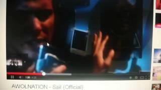 Messaggio subliminale Illuminati nella canzone AWOLNATION - Sail (Official)