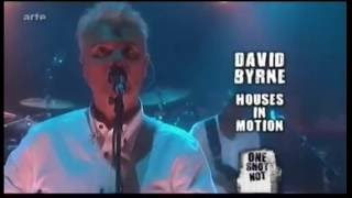 DAVID BYRNE - Houses in Motion (Talking Heads) Live 2009