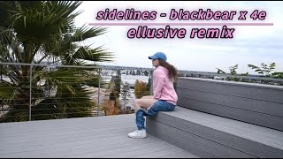 Dytto | Sidelines-Blackbear x 4e (Ellusive Remix) | Freestyle Dance