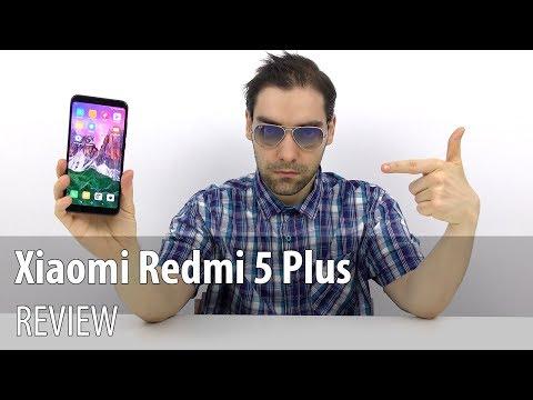 Xiaomi Redmi 5 Plus Review în Limba Română