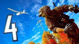 Battlefield 4 Random Moments #105 (Truck vs Helicopter, Incoming SUAV!)