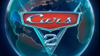 CARS 2 INTRO